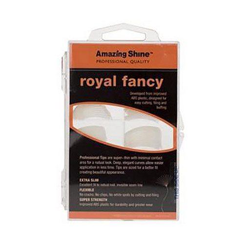 Amazing Shine Royal Fancy Nail Tip - Natural (100)