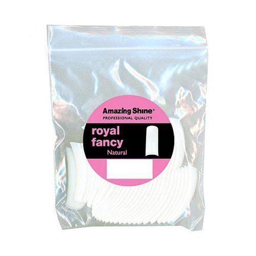 Amazing Shine Royal Fancy Nail tip - #3 Natural (50)