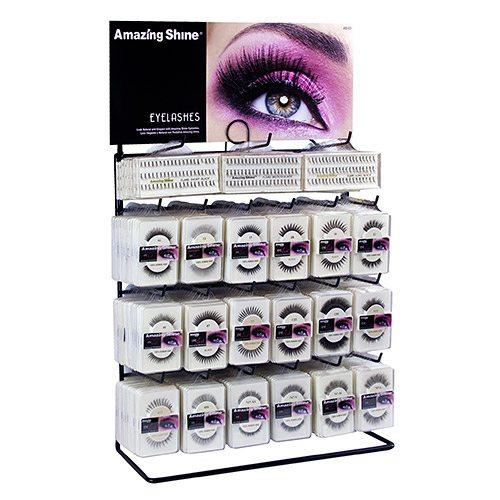 Amazing Shine Regular Eyelash Display - 21 styles (243 pieces)