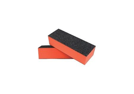 Amazing Shine Orange 3 Way Buffer Black Grit 100/150 (3pc)