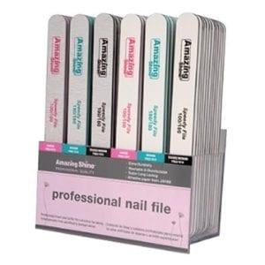 Nail Files, Buffers & Blocks