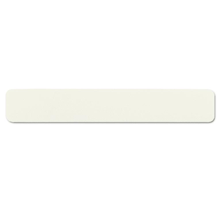 Amazing Shine Jumbo White Nail File (3pc)