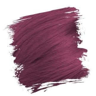Crazy Color Semi Permanent Hair Dye - Bordeaux (100ml)