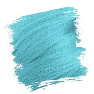 Crazy Color Semi Permanent Hair Dye - Bubblegum Blue (100ml)