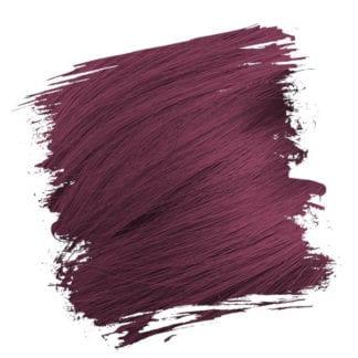 Crazy Color Semi Permanent Hair Dye - Burgundy (100ml)