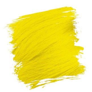 Crazy Color Semi Permanent Hair Dye - Caution UV (100ml)
