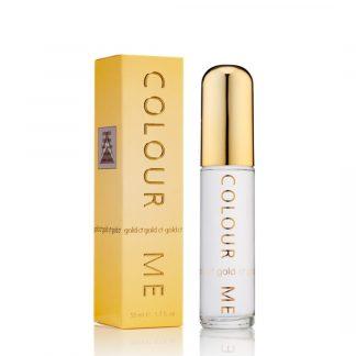 Colour Me Homme Gold 50ml (1pc)