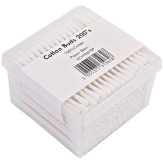 Cotton Buds (200pc pack)