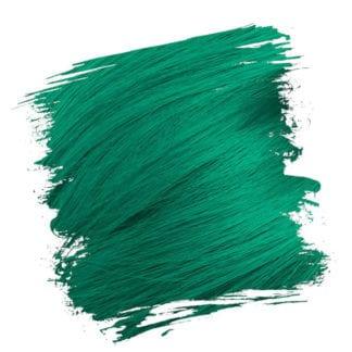 Crazy Color Semi Permanent Hair Dye - Emerald Green (100ml)