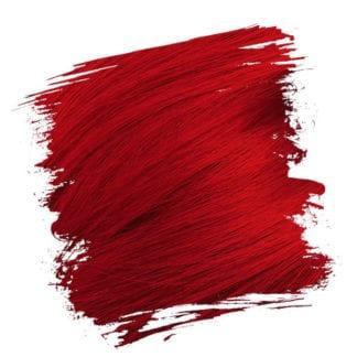 Crazy Color Semi Permanent Hair Dye - Fire (100ml)