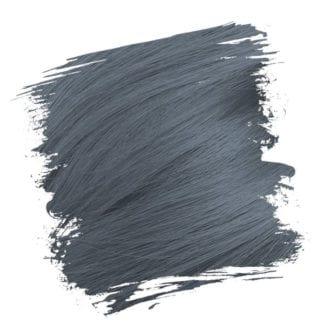 Crazy Color Semi Permanent Hair Dye - Graphite (100ml)