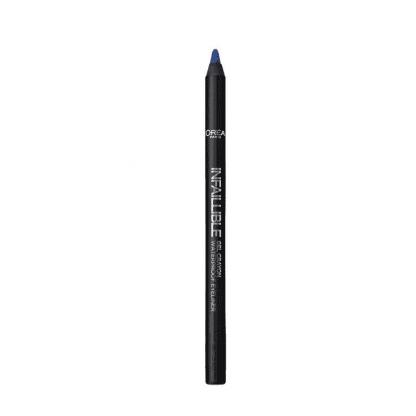 L'Oréal Infallible Gel Crayon Eyeliner - 010 I've Got The Blues (3pcs)