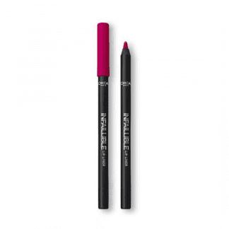 L'Oréal Infallible Longwear Lip Liner - 103 Fuchsia Wars (3pcs)