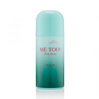 Milton Lloyd Body Spray - Me Too Homme 150ml (6pc)