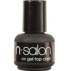 N Salon UV Gel Top Coat