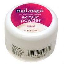 Nail Magic Acrylic Powder - Pink (30g)
