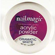 Nail Magic Acrylic Powder - White (30g)