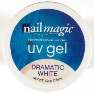 Nail Magic UV Gel - White 15g
