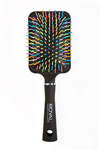 Royal Detangling Paddle Hair Brush (OACC182) (12pcs)