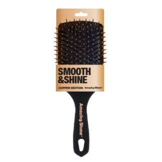 Amazing Shine Professional Paddle Brush - Copper