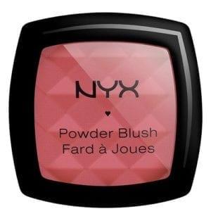 Powder, Bronzer & Blush
