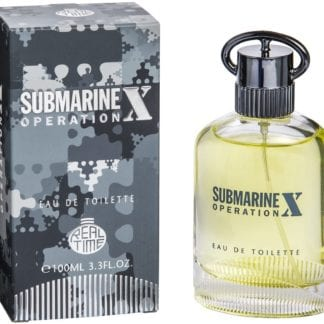 Real Time Submarine Operation X 100ml (1pc)