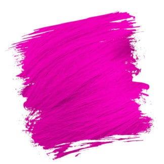 Crazy Color Semi Permanent Hair Dye - Rebel UV (100ml)