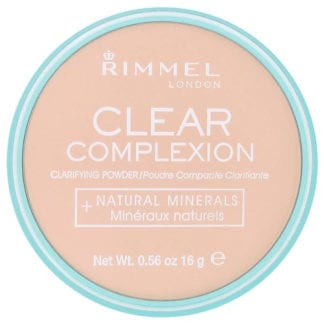 Rimmel Clear Complexion Powder - Transparent (1pc)