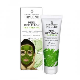 Skin Academy Indulge Peel Off Mask - Tea Tree Oil (12pc)