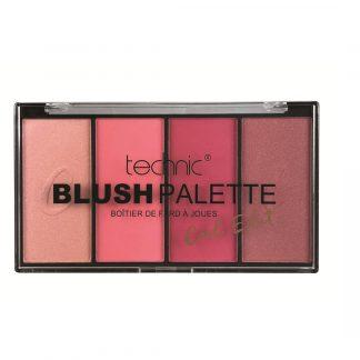 Technic Blush Palette - Cool Edit (12pcs)