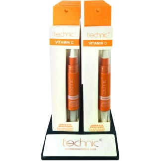 Technic Vitamin C Under Eye Brightener (12pcs)