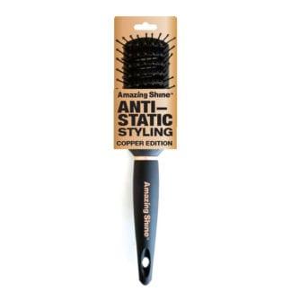 Amazing Shine Professional Tunnel Vent Brush - Copper