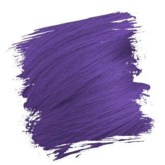 Crazy Color Semi Permanent Hair Dye - Violette (100ml)