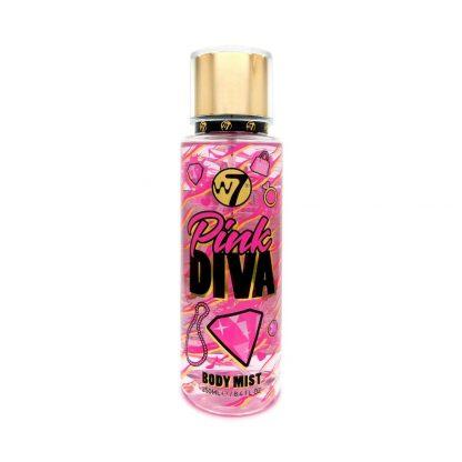 W7 Body Mist - Pink Diva 250ml (1pc)