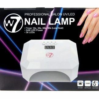 W7 Professional Salon UV/LED Nail Lamp (1pc)