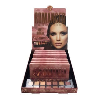W7 Romanced - Eye Colour Palette (6pc)