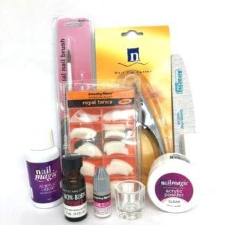 Professional Acrylic Nail Kit