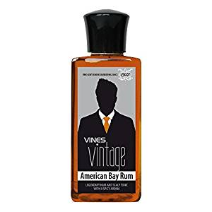 Vines Vintage - American Bay Rum Hair Tonic 200ml