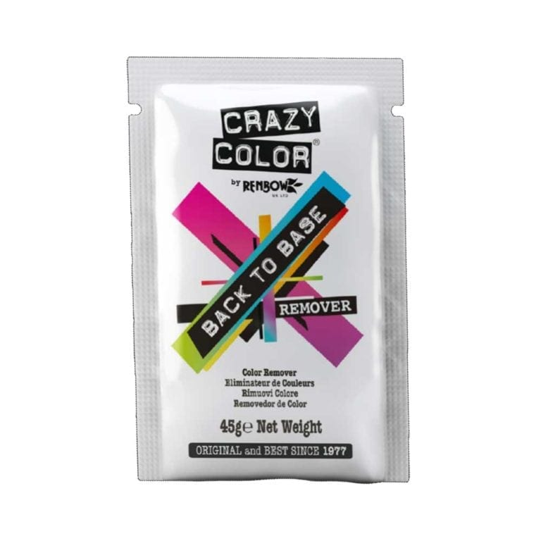 Crazy Color Back to Base Color Remover 45g (1pc)