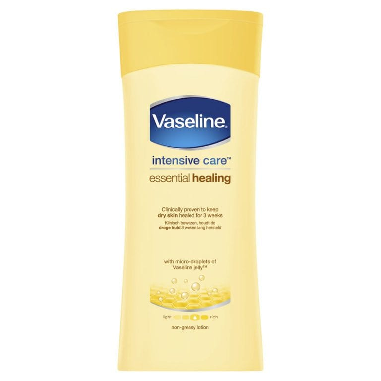 Vaseline Intensive Care Body Lotion 200ml 6pc