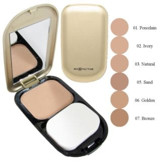 Max Factor Facefinity Compact Foundation (1pc) (6 Shades)