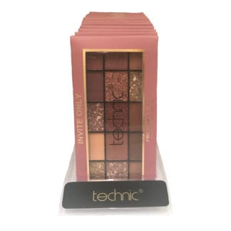 Technic 15 Pressed Pigment Palette - Invite Only (12pcs) (29533)