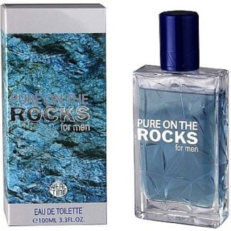 Real Time Pure On The Rocks 100ml EDT (1pc)