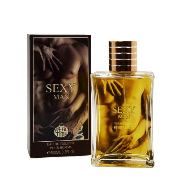 Real Time Sexy Man 100ml EDT (1pc)