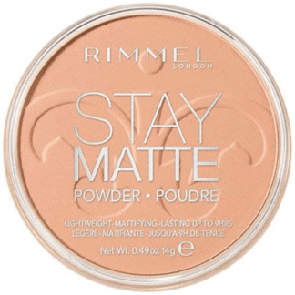 Rimmel Stay Matte Pressed Powder (1pc) (5 Shades)