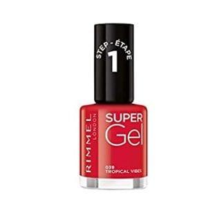 Rimmel Super Gel Nail Polish (3pcs) (8 shades)