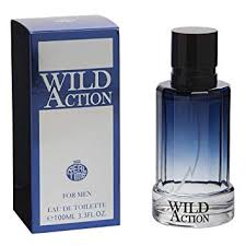 Real Time Wild Action 100ml EDT (1pc)